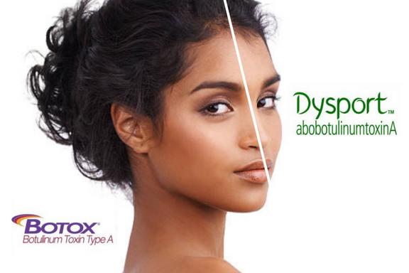 Botox v Dysport - Lieberman & Parikh